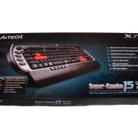Keyboard Gaming A4tech X7 G800v