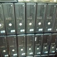 DELL Optiplex 760, Core 2 Duo 3.0 ghz/ 2gb /160 gb/dvd