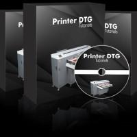 Tutorial Printer DTG | Mengubah Printer Biasa Menjadi DTG !