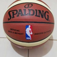 Jual BOLA BASKET SPALDING NBA Murah