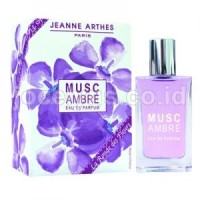 Parfum JEANNE ARTHES LA RONDE MUSC AMBRE 30ML