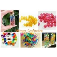 harga water crystal import hydrogel jelly bola air bahan craft botol charm Tokopedia.com
