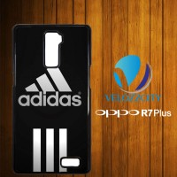Custom Casing HP OPPO R7 Plus Adidas Logo Z3805 Hardcase, Custom Case