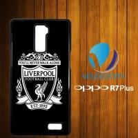 Custom Casing HP OPPO R7 Plus Livepol Black White Z3807 Hardcase, Cust