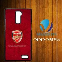 Custom Casing HP OPPO R7 Plus Arsenal Z3734 Hardcase, Custom Case
