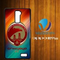 Custom Casing HP OPPO R7 Plus sriwijaya fc logo Z3770 Hardcase, Custom