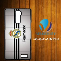 Custom Casing HP OPPO R7 Plus real madrid logo Z3767 Hardcase, Custom