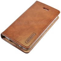 harga Sony Xperia M4 Aqua Blue Moon Flip BROWN Goospery Cover Mercury Case Tokopedia.com