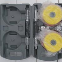 BODY SCULPTURE - Adjustable Rubber Dumbbell Set 20Kg (4 Murah