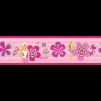 Wallborder/Wallpaper Dinding/Tembok/Roll Barbie 12mx10cm