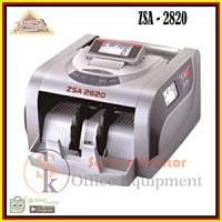 Jual ZSA 2820/Mesin hitung uang/Mesin penghitung uang/Money Counter/Kasir Murah