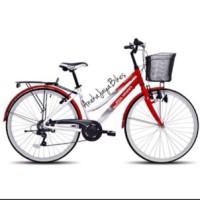 "Sepeda dewasa Polygon Sierra Lite 26"""