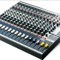 Mixer Soundcraft Efx12 (12channel) Original