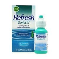 Refresh Contact 15ml lensdrop (tetes mata)