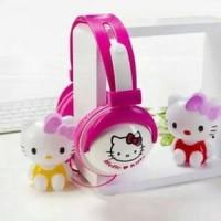 Headset Hello Kitty