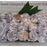 Kue Klepon Ubi Ungu Makanan Tradisional