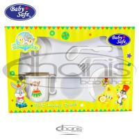 Tempat Makan Bayi Baby Safe Feeding Set Small FS303