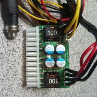DC ATX Power Supply Streacom Nano150 Fanless 150W Input 11.4-12.6V DC