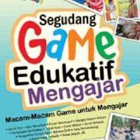 Segudang Game Edukatif Mengajar Macam Macam Game