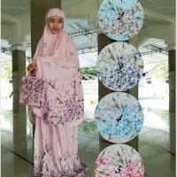 harga MK 542 Mukena Bali Jumbo sritex bunga Shabby chic floral pastel Tokopedia.com