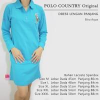 harga Polo Country Original - Dress Lengan Panjang *size Xl Tokopedia.com