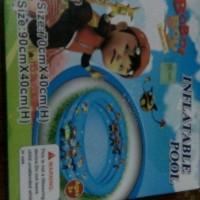Jual kolam anak motif boboy Murah