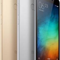 Xiaomi Redmi 3s Pro - Gold - 32GB - Garansi Distributor 1 Tahun