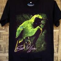 harga Kaos Baju Burung Kicau Mania Cucak Ijo Tokopedia.com