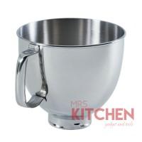 harga KitchenAid Stainless Steel Bowl for 5 Quarts Stand Mixer Tokopedia.com
