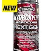 Muscltechtech Hydroxycut Next Gen 100 Caps