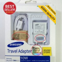 Original Charger Samsung Galaxy S4, S3, Tab 3, Note 2, J7, J5, Grand