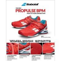 harga SALE!!! Sepatu Babolat BPM RED Original Tokopedia.com