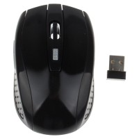 Portable Wireless Optical Gaming Mouse 2.4GHz