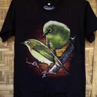 harga Kaos Baju Burung Kicau Mania Pleci Tokopedia.com