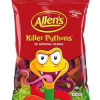 Allen's Gummy Killer Python / Permen Gummy Killer Piton / Giant Snake