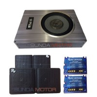 PAKET AUDIO MIDBASS FULL RANGE 3 By Sunda Motor