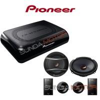 PAKET AUDIO MIDBASS PIONEER By Sunda Motor