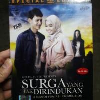 DVD FILM SURGA YANG TAK DIRINDUKAN (FEDI NURIL, LAUDYA C. BELLA)