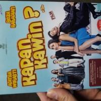 DVD FILM KAPAN KAWIN? (REZA RAHADIAN)