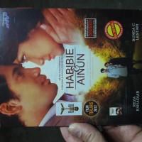 DVD FILM HABIBIE & AINUN (REZA RAHADIAN DAN BCL)
