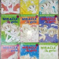 Komik Miracle Girls 1-9 Tamat