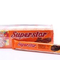 Wafer Superstar (dulu Superman) 1 Box