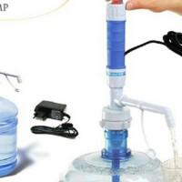 Jual Rechargeable water pump Pompa Galon Elektrik Dengan Adaptor Listrik Murah