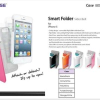 Jual sider smart belt capdase for iphone 5 Baru | Case Cover Handpho