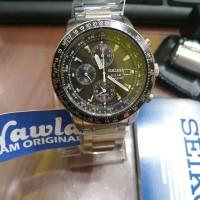harga Seiko Pilot's Solar Alarm Chronograph | Seiko Prospex SSC009P1 Tokopedia.com