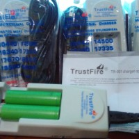 charger trustfire TR-001 vapor tools