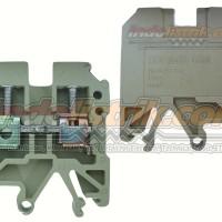 Terminal Block / blok Kabel SAK 4 TAB(model Weidmuller)