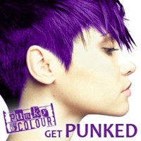 Punky Color Purple