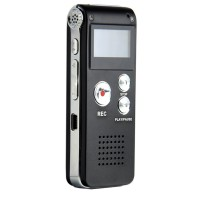 harga USB Digital Voice Recorder 8gb + MP3 / Handy Perekam Suara Tokopedia.com