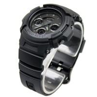 harga AW-591BB-1ADR G-SHOCK BLACK OUT BASIC SPECIAL COLOR SERIES Tokopedia.com